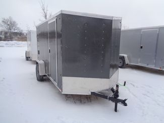 2020 Look Trailers 6 X 12 ST CARGO DELUXE in Brockport, NY 14420