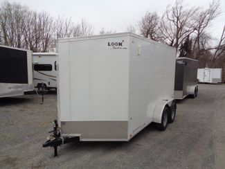 "2020 Look Trailers ST Cargo Deluxe 7x12 Barn Door 6 "" Extra Height in Brockport, NY 14420"