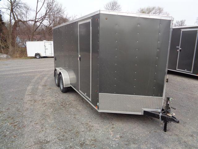 """2020 Look Trailers STLC Cargo Deluxe 7 x 16 6 """" Extra Height Ramp Door in Brockport, NY 14420"""
