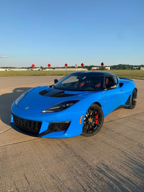 2020 Lotus Evora GT Chesterfield, Missouri 5