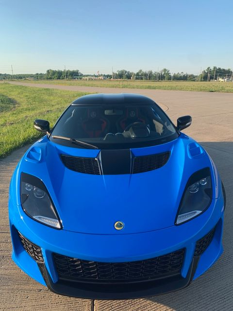 2020 Lotus Evora GT Chesterfield, Missouri 19