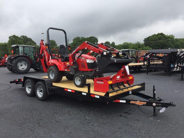2020 Massey Ferguson GC1723EB Tractor Package in Madison, Georgia 30650