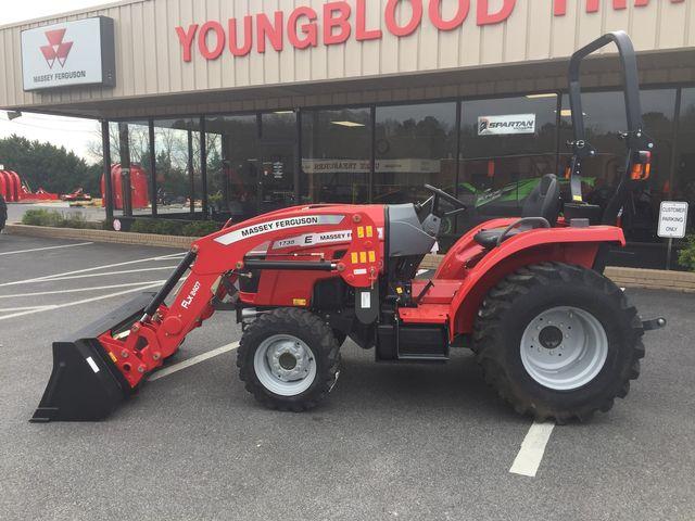 2020 Massey Ferguson MF1735E in Madison, Georgia 30650