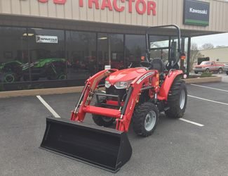 2020 Massey Ferguson MF1735E in Madison, Georgia 30650