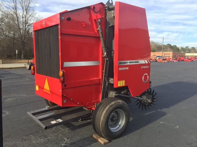 2020 Massey Ferguson MF1745D in Madison, Georgia 30650