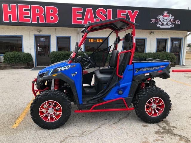 2020 Massimo TBOSS 750 4WD