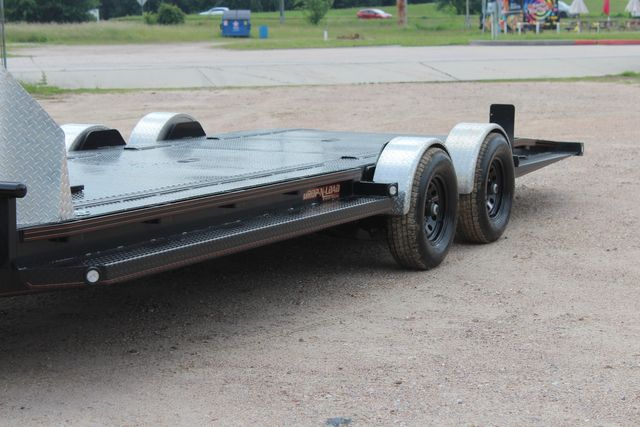 2020 Maxey A6X 10K DROP-N-LOAD® CAR TRAILER BP DROP-N-LOAD - WINCH - ROCK GUARD - SPLIT TAIL in Conroe, TX 77384