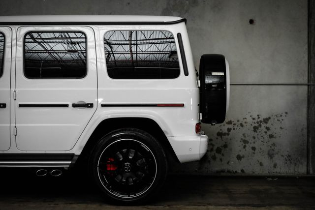 2020 Mercedes-Benz AMG G 63 in Addison, TX 75001