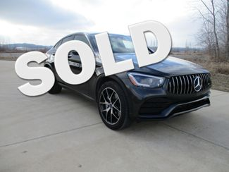 2020 Mercedes-Benz AMG GLC 43 coupe in Chesterfield, Missouri 63005