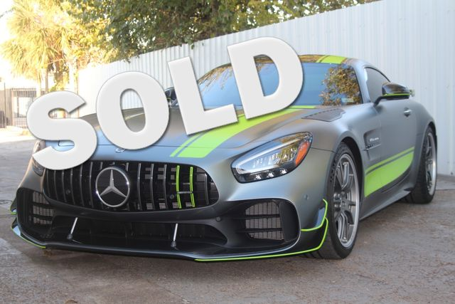 2020 Mercedes-Benz AMG GT R Pro Houston, Texas 0