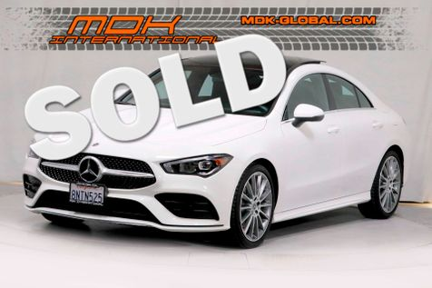 2020 Mercedes-Benz CLA 250 - AMG Line - LED Lights - Panorama roof in Los Angeles