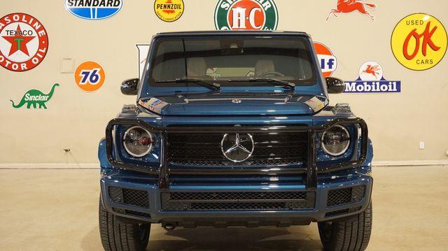 2020 Mercedes-Benz G 550 MSRP 147K,ROOF,NAV,HTD/COOL LTH,BLK 20'S,23 MILES