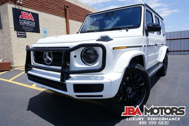 2020 Mercedes-Benz G-Class G550 G Wagon G 550 ~ NEW w/ 32 MILES AVAILABLE NOW