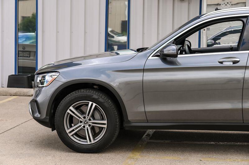 2020 Mercedes-Benz GLC 300 LEATHER/MOONROOF/BT/TURBO/LOW MILES/BLND SPOT SNSR in Rowlett, Texas