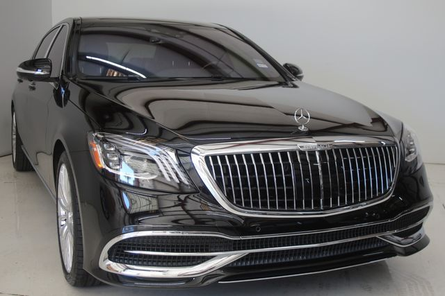2020 Mercedes-Benz Maybach S 560 Houston, Texas 4