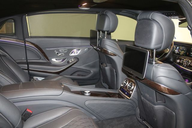 2020 Mercedes-Benz Maybach S 560 Houston, Texas 34