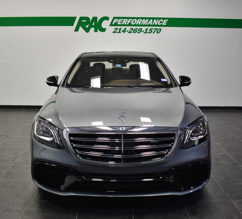 2020 Mercedes-Benz S63 AMG  in Carrollton, TX