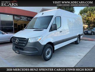 2020 Mercedes-Benz Sprinter Cargo 170WB High Roof in San Diego, CA 92126