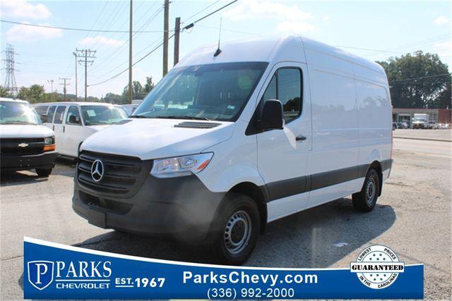 2020 Mercedes-Benz Sprinter Cargo Van Cargo 144 WB