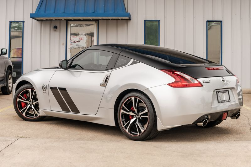 2020 Nissan 370Z Coupe 50TH ANNIVERSARY EDITION CLEAN CARFAX 1 OWNER MT in Rowlett, Texas