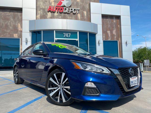2020 Nissan Altima 2.5 SR in Calexico, CA 92231