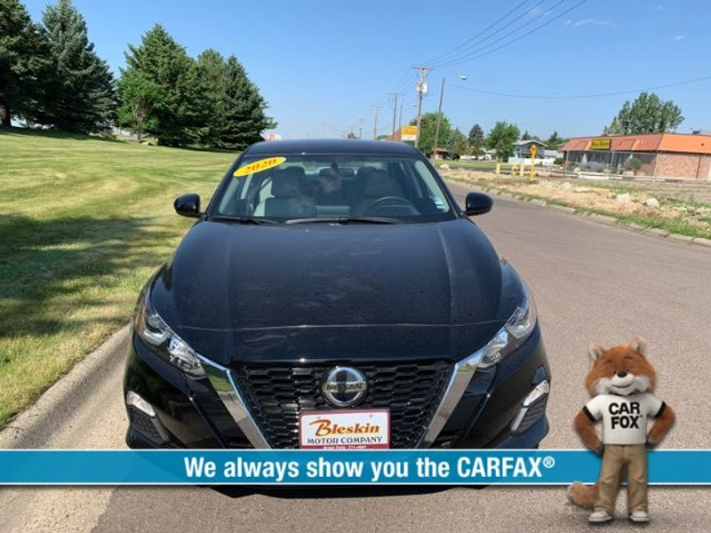2020 Nissan Altima S  city MT  Bleskin Motor Company   in Great Falls, MT