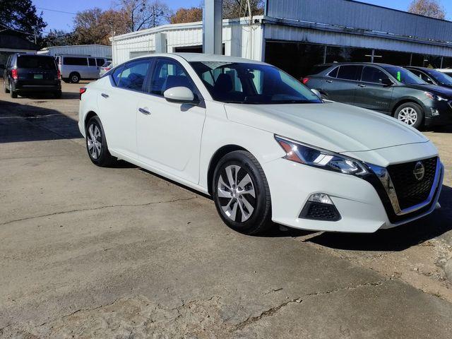 2020 Nissan Altima 2.5 S Houston, Mississippi 1