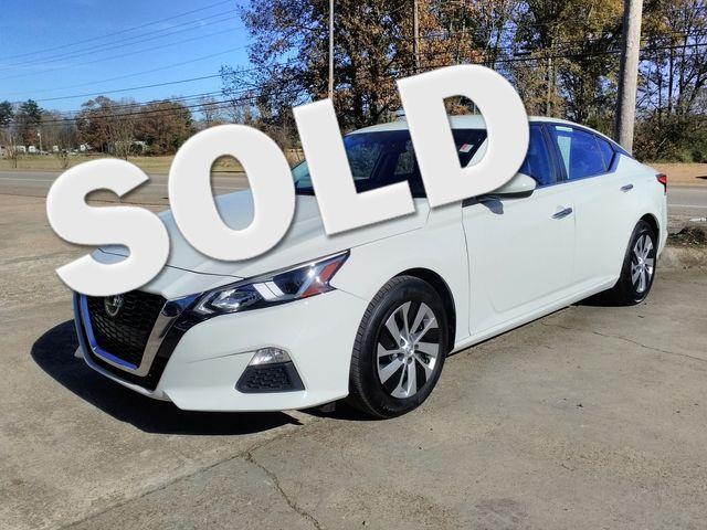 2020 Nissan Altima 2.5 S Houston, Mississippi