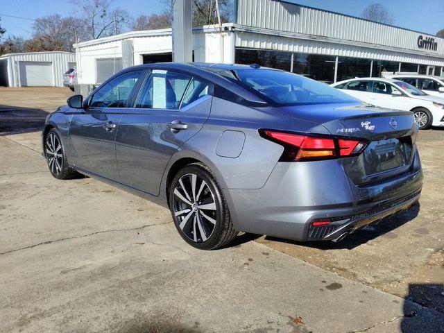 2020 Nissan Altima 2.5 SR Houston, Mississippi 4