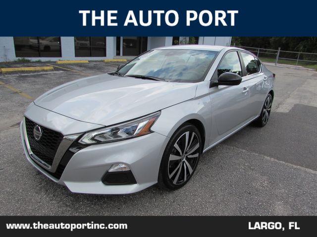 2020 Nissan Altima 2.5 SR in Largo, Florida 33773