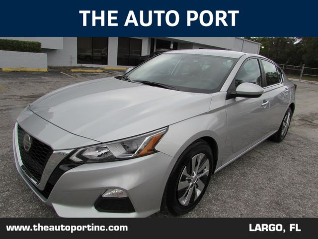 2020 Nissan Altima 2.5 S in Largo, Florida 33773