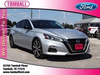 2020 Nissan Altima 2.5 SR in Tomball, TX 77375