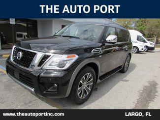 2020 Nissan Armada SL W/NAVI in Largo, Florida 33773