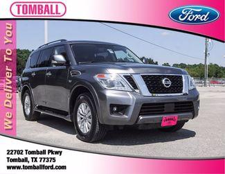 2020 Nissan Armada SV in Tomball, TX 77375