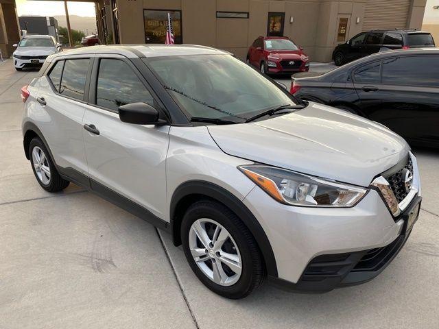 2020 Nissan Kicks S in Bullhead City, AZ 86442-6452