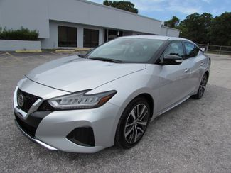 2020 Nissan Maxima SV W/NAVI in Largo, Florida 33773