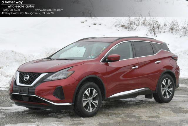 2020 Nissan Murano SV Naugatuck, Connecticut