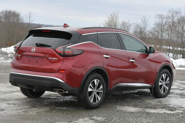 2020 Nissan Murano SV Naugatuck, Connecticut 6