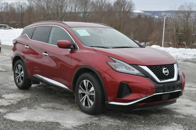 2020 Nissan Murano SV Naugatuck, Connecticut 8