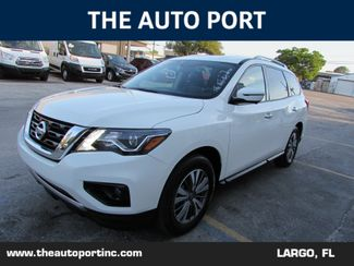 2020 Nissan Pathfinder SL W/NAVI in Largo, Florida 33773