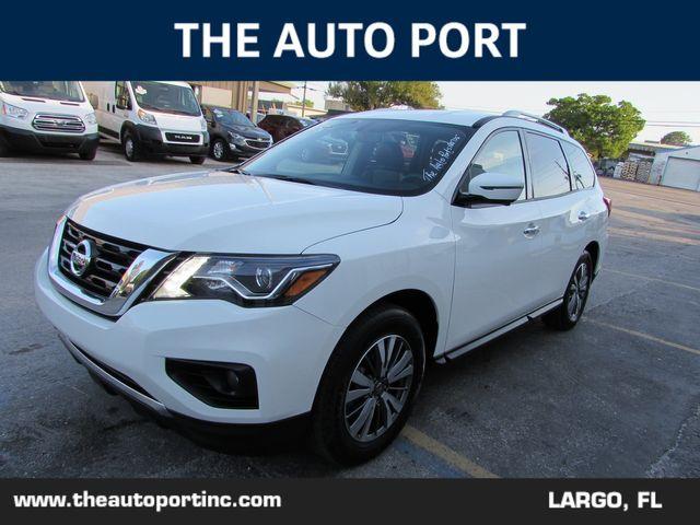 2020 Nissan Pathfinder SL W/NAVI