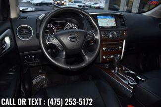2020 Nissan Pathfinder Platinum Waterbury, Connecticut 14