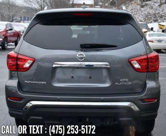 2020 Nissan Pathfinder Platinum Waterbury, Connecticut 3