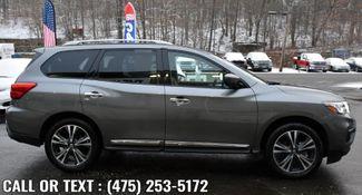 2020 Nissan Pathfinder Platinum Waterbury, Connecticut 5