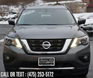 2020 Nissan Pathfinder Platinum Waterbury, Connecticut 7