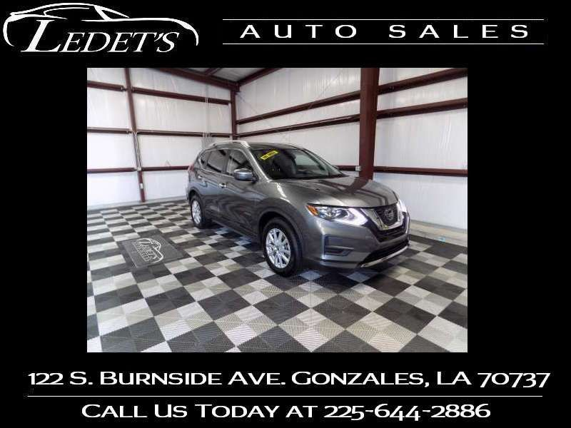 2020 Nissan Rogue SV - Ledet's Auto Sales Gonzales_state_zip in Gonzales Louisiana