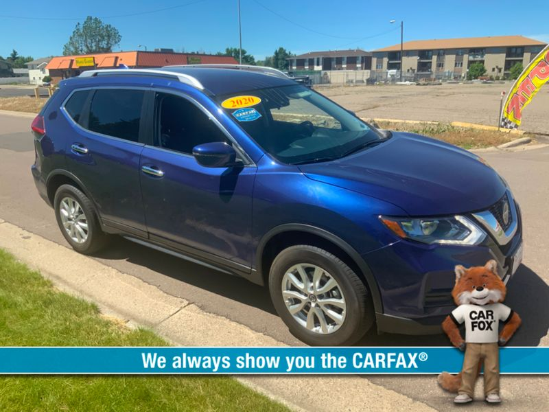 2020 Nissan Rogue 4d SUV AWD S  city MT  Bleskin Motor Company   in Great Falls, MT