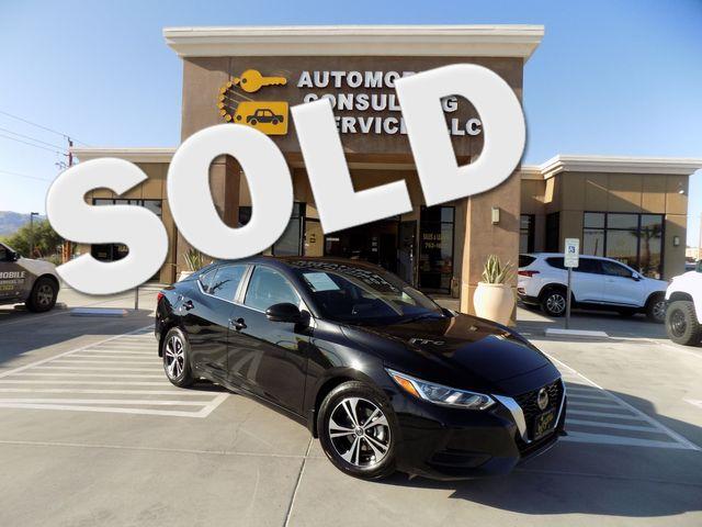 2020 Nissan Sentra SV in Bullhead City, AZ 86442-6452