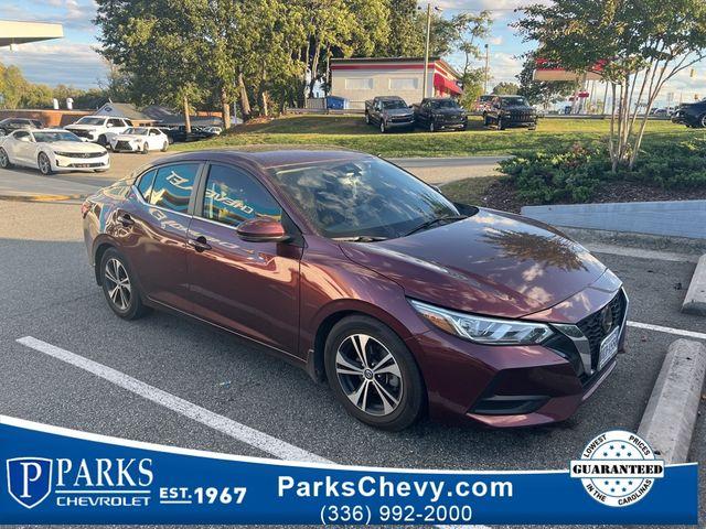 2020 Nissan Sentra SV in Kernersville, NC 27284