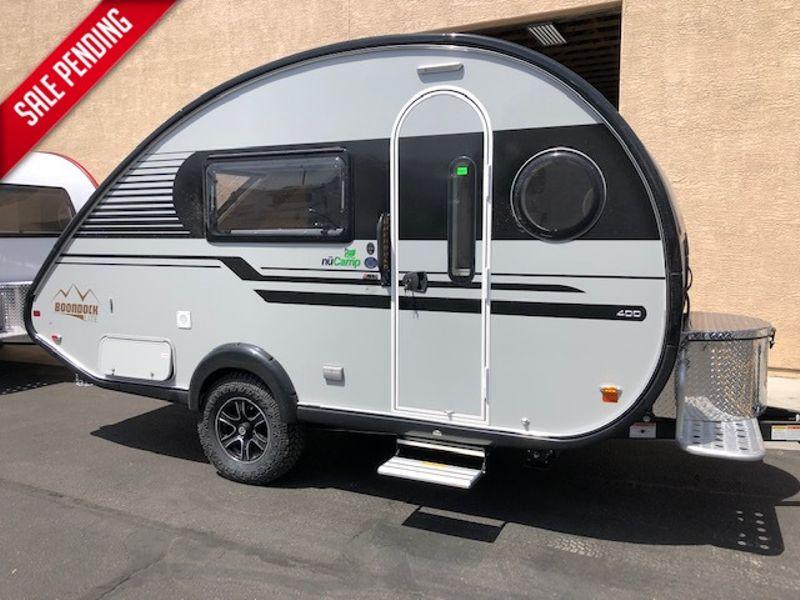 2020 Nu Camp T@B TAB 400  Boondock Lite  in Mesa AZ